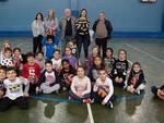 Vomien Volley ed Artigiani del Borgo insieme nelle scuole legnanesi
