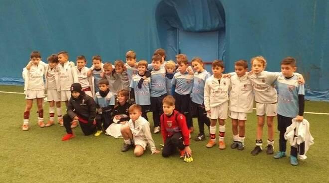 AC Milan-Celesta Legnano 7-0