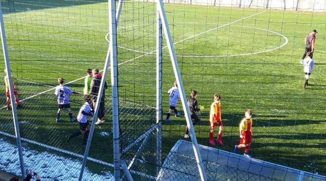 Academy Legnano Calcio 2009 bianca