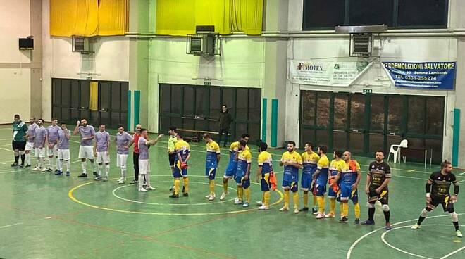 Academy Legnano Calcio a 5-Energy Saving Futsal 1-5