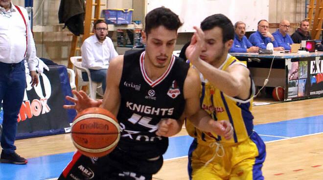 Alessandro Guidi Knights Legnano