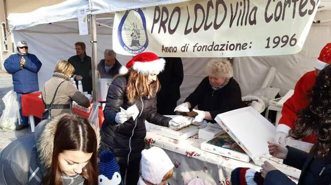 Babbo Natale a Villa Cortese
