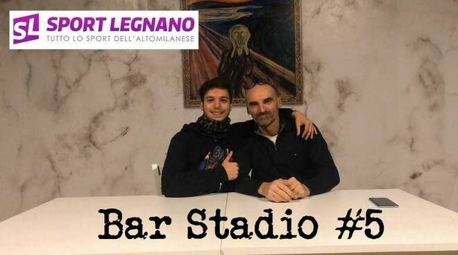 Bar Stadio Niccolò Crespi Massimo Primi Sport Legnano