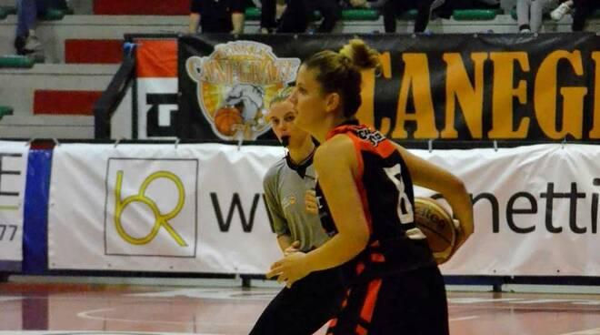 Bulldog Basket Canegrate Serie B femminile