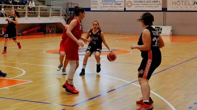 Bulldog Basket Canegrate Under 14 UISP