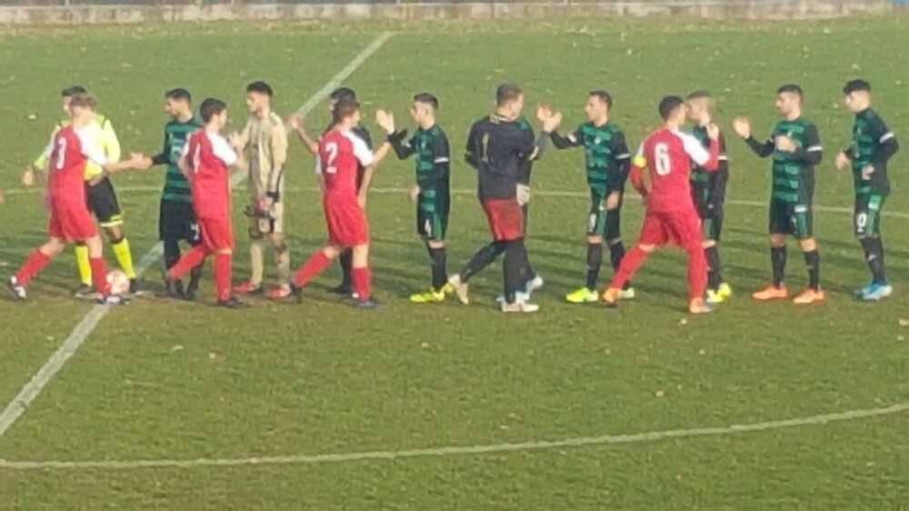Calcio amichevole Settimo-Castellanzese 1-1