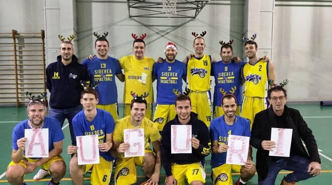 Kapo League UISP Varese….Siderea Basket Legnano chiude positivamente il 2019.