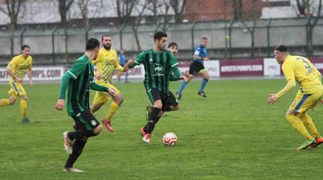 Castellanzese-Brisaporto 0-3