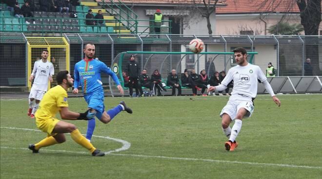 Castellanzese-NibbionnOggiono 1-1