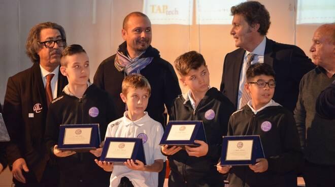 Festa di Natale 2019 Academy Calcio Legnano