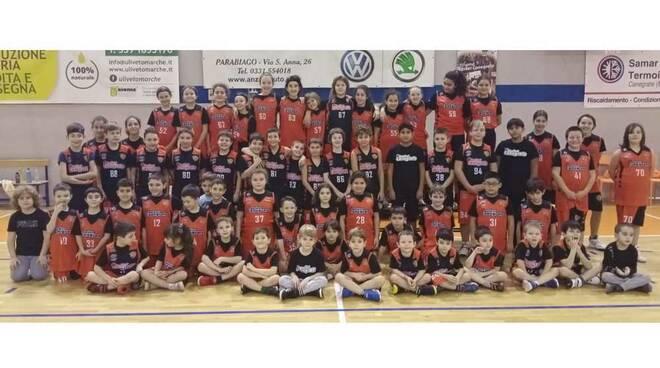 Festa di Natale 2019 Bulldog Basket Canegrate