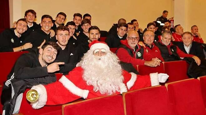 Festa di Natale Castellanzese Calcio 1921