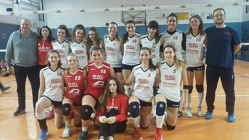 FoCoL Volley Legnano Prima Divisione 2019/20
