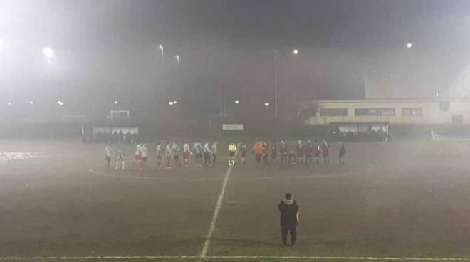 Folgore Legnano-Crennese Gallaratese 0-0