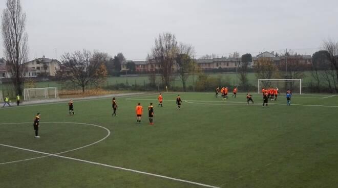 GCSVO-Amor Sportiva 2-3