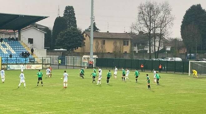Giana Erminio-Pro Patria 0-3