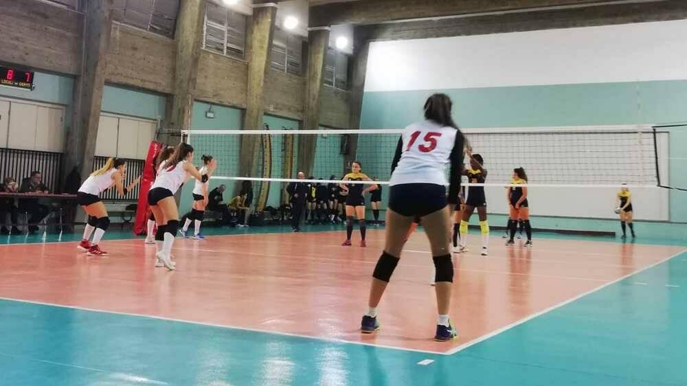 Gs. Fo.Co.L - Ag Milano 3-1 Volley femminile Under 18