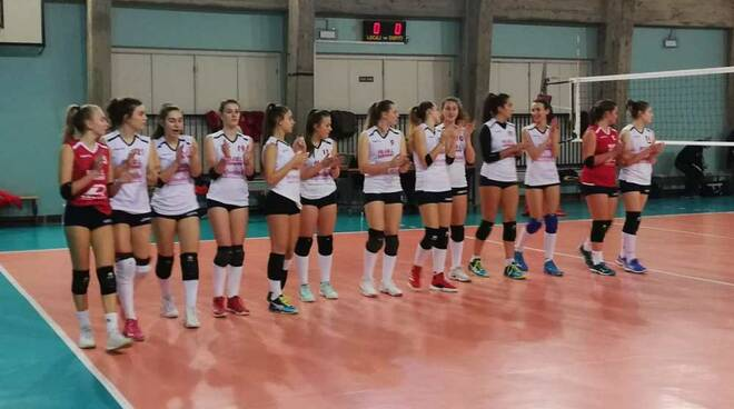Gs. Fo.Co.L - Ag Milano 3-1 Volley femminile Under 18