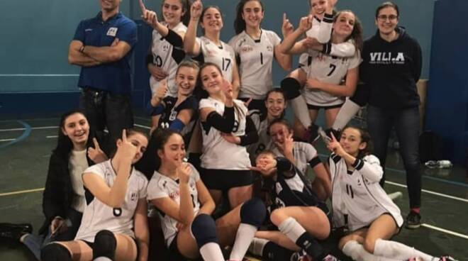 GSO Villa Cortese Volley U16