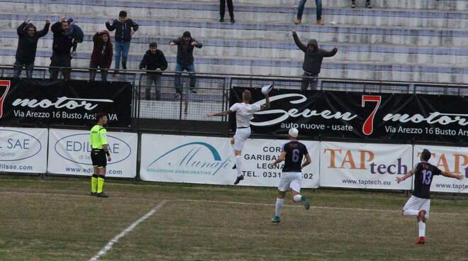 Legnano-NibbionnOggiono 2-1