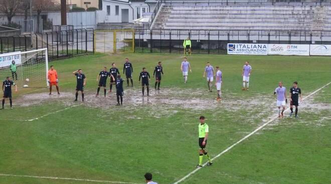 Legnano-Virtus CiseranoBergamo 2-1