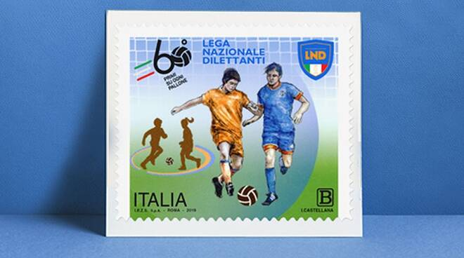 LND francobollo