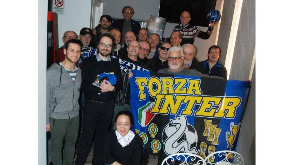Mattia Todisco ospite Inter Club Legnano Nicola Berti