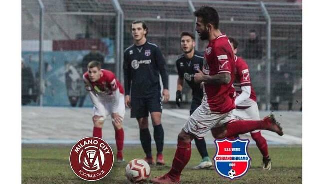 Milano City -  Virtus CiseranoBergamo 1-1