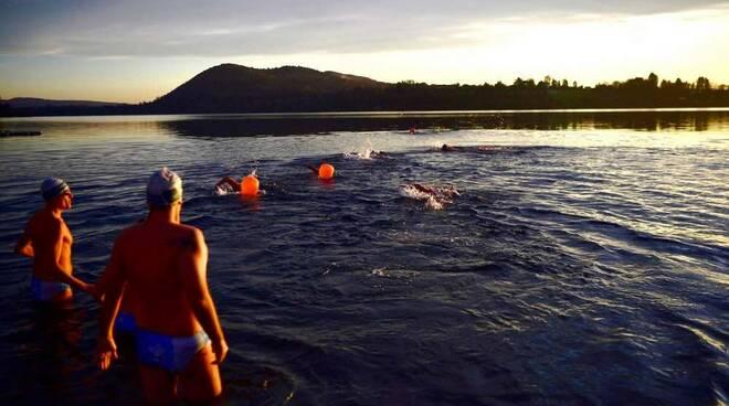 Nuotatori del Carroccio Ice Swimming