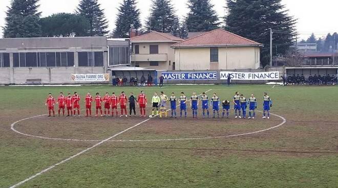 Nuova Fiamme Oro Ferno-Folgore Legnano 0-3
