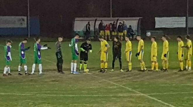 Olgiatese-Bosto 2-1 calcio juniores