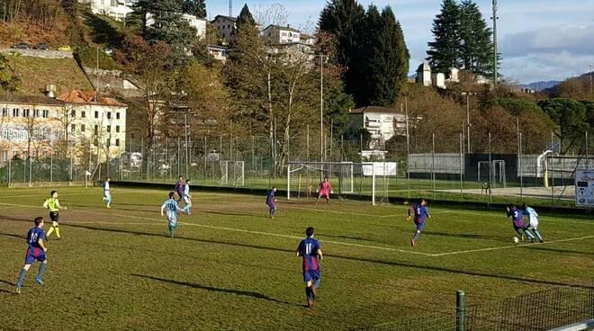 Olimpia Ponte Tresa-Union Villa Cassano 2-2