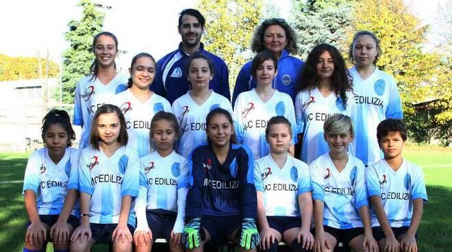 Polisportiva Airoldi Calcio Origgio calcio femminile