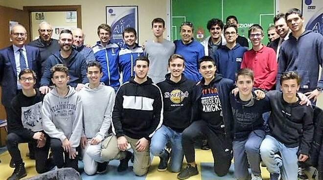 Quindici nuovi arbitri di calcio a Legnano