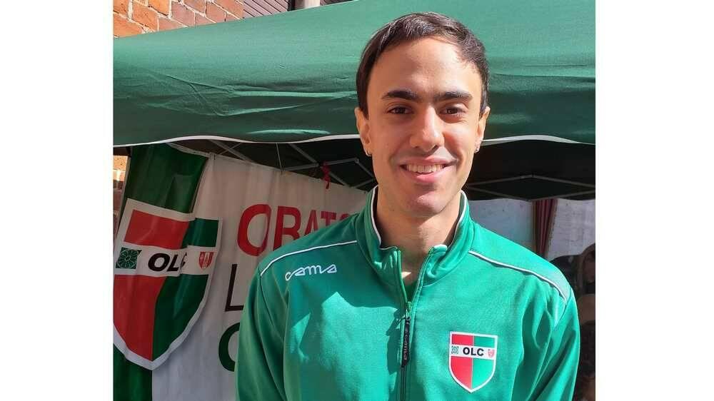Simone Croci Minibasket OLC Oratori Legnano Centro