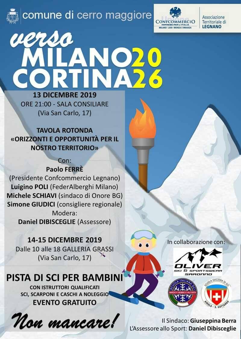 Verso Milano Cortina 2026