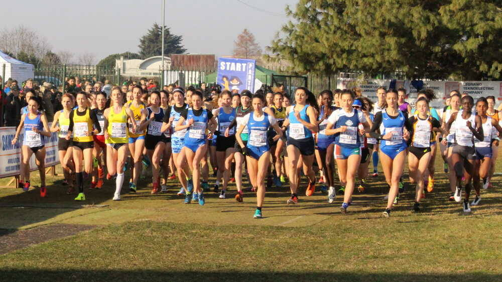 63° Campaccio 2020 World Athletics Cross Country Permit 2020 Gara femminile