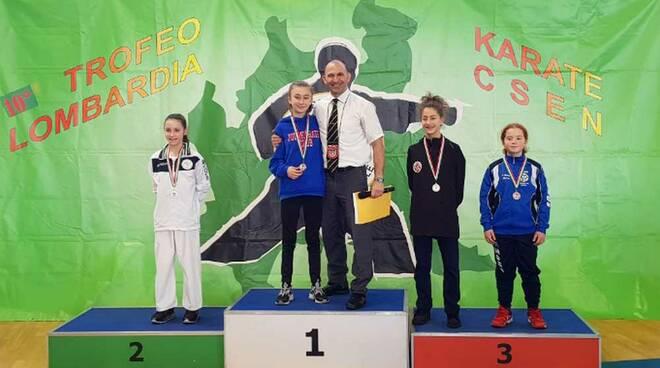 Alessandra Bossi Karate