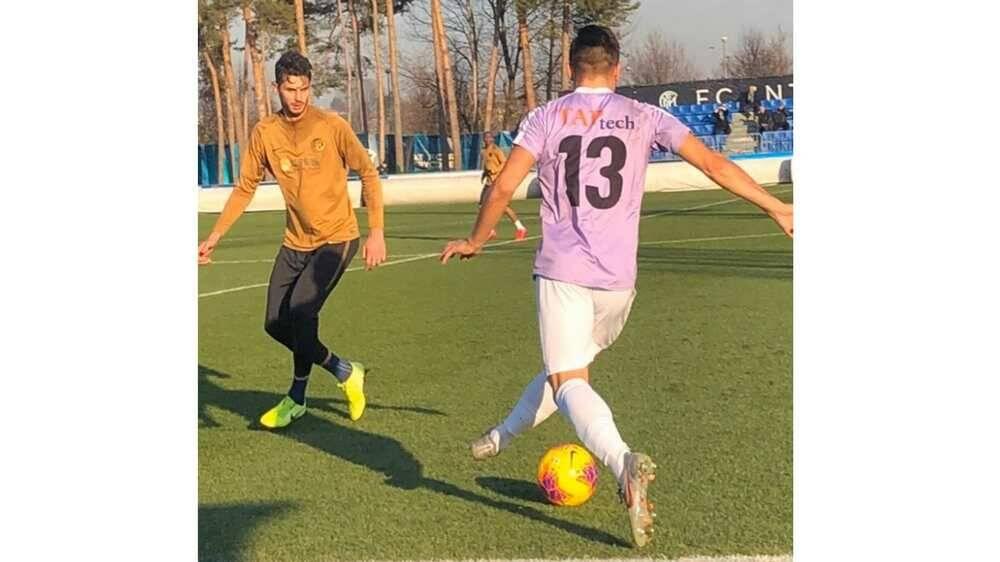 Amichevole Inter-Legnano 3-1