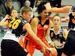 Bulldog Basket Canegrate-San Gabriele Milano 61-41