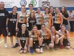 Bulldog Basket Canegrate Under 14 femminile