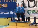 SKILL: Due ori e un bronzo alla prima uscita stagionale