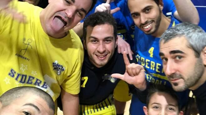 Kapo League UISP Varese: Siderea Basket, inizio anno con passo falso…