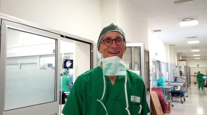 Dott. Marco Merlo Direttore unità operativa Ortopedia e Traumatologia Ospedale Busto Arsizio