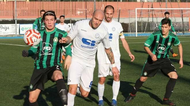 Folgore Caratese - Castellanzese 2-1