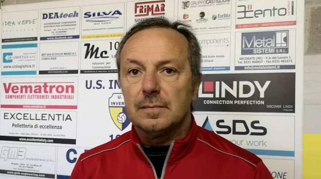 Giovanni Cusatis Allenatore A.C. Legnano