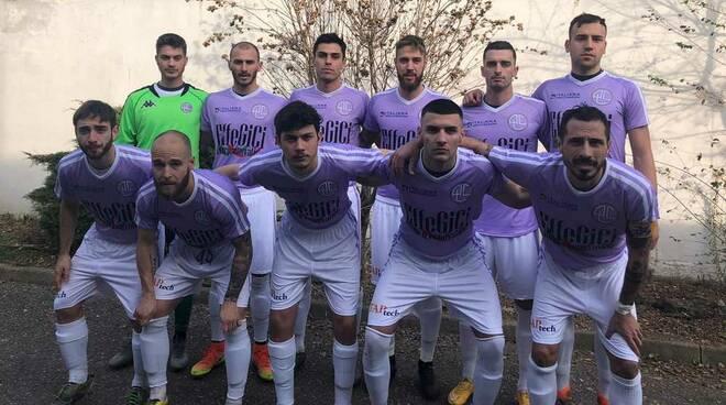 Legnano - Ponte San Pietro 0-1