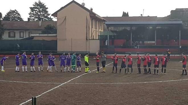 Lonatese - Olgiatese 1-2