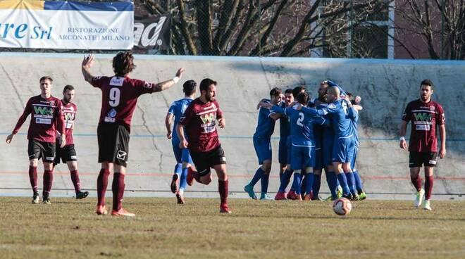 Milano City - Tritium 0-1