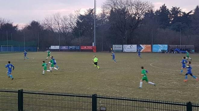 Olgiatese Juniores-Azzurra 3-0